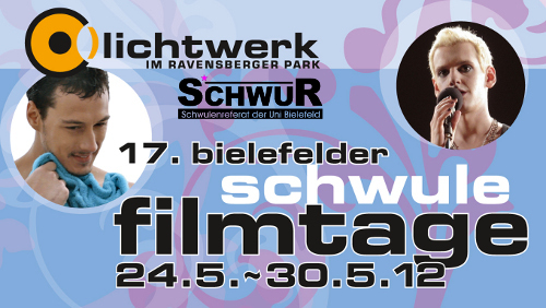 17. Schwule Filmtage Bielefeld 2012