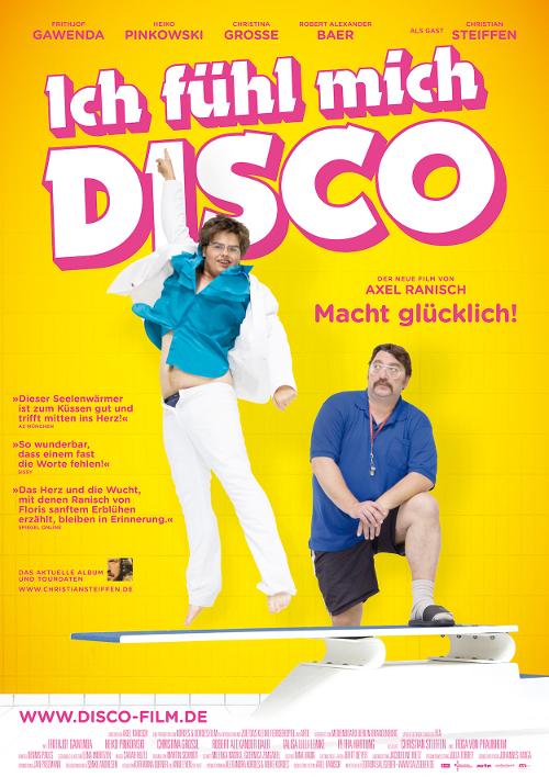 Plakat - Ich fühl  mich Disco