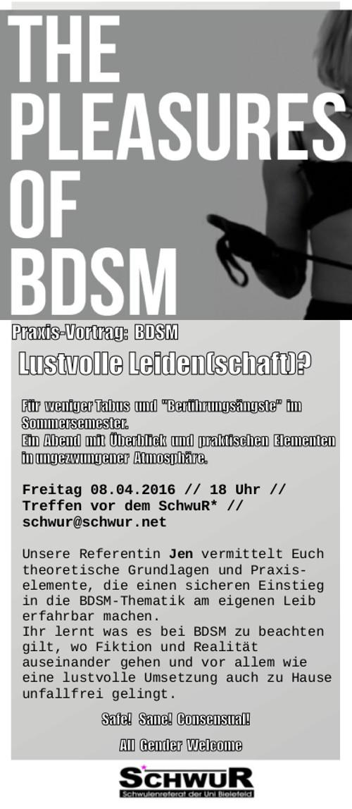 BDSM Freitag